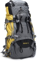 Wildcraft Alpinist Rucksack - 55 L(Yellow)