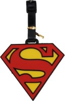 SurprizeMe SUPERMAN Luggage Tag(Multicolor)