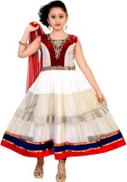 Saarah Self Design Kurta & Salwar(Stitched)