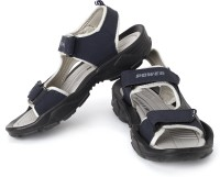 Power by Bata EXTREME LEATHER Men Navy Sandals
