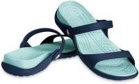 Crocs Women Navy Sports Sandals