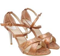 iLO Women Brown Heels
