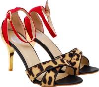 iLO Women Red Heels