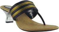 FAITH 1000119 Women Black Heels