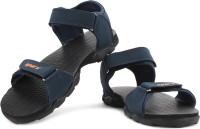 Sparx SS-703 Men Navy Sports Sandals