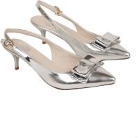 iLO Women Silver Heels