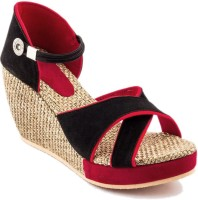 WOMENS CLUB Girls Wedges