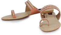 Naisha Women 5,Pink Flats