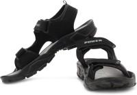 Power by Bata Indosoccer Men Black Sandals