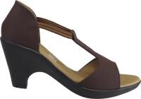 Elite Girls Sports Sandals(Brown)