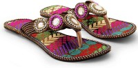 Great Art Women Multicolor Flats