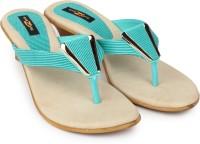 Shezone Women Green Heels