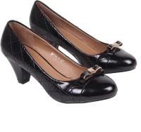 iLO Women Black Heels