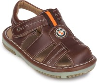 Action Shoes Boys Sports Sandals(Brown)