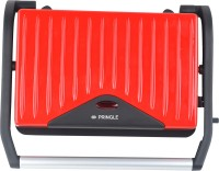 Pringle GM-704 Grill(Red)
