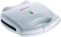 Bajaj Majesty Sandwich Toaster New SWX 3 Toast(White)