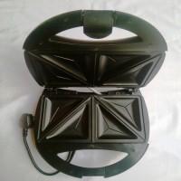Skyline VT 2096 Sandwich Maker Toast(BlackIISilver)