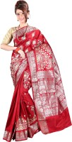 Anushree Saree Self Design Fashion Chanderi Saree(Multicolor)