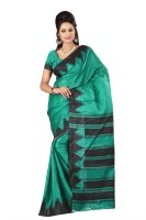 Indrani Printed Fashion Georgette Saree(Red)