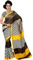 Gugaliya Self Design Fashion Art Silk Saree(Multicolor)