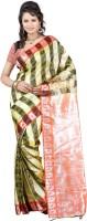 Anushree Saree Self Design Fashion Handloom Poly Silk Saree(Multicolor)