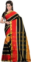 Glory Sarees Self Design Chanderi Handloom Chanderi Saree(Multicolor)