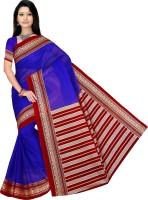 Gugaliya Printed Bollywood Cotton Saree(Multicolor)