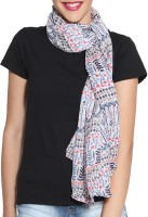 Fashion Junglee Printed poly cotton Women's Stole
