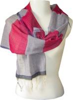 Dushaalaa Striped Coton Women's Scarf