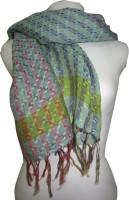 Dushaalaa Self Design Cotton Women's