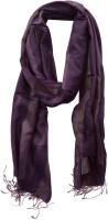 Dushaalaa Striped Silk Women's Scarf