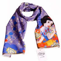 Disney Printed Cotton Viscose Blend Women
