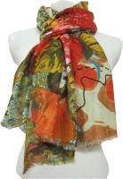 Dushaalaa Floral Print Viscose Women's