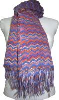 Dushaalaa Geometric Print Wool Women's