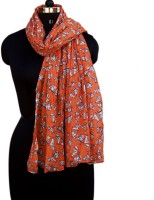 VR Designers Printed Cotton Blend Women Stole