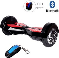 Jugaaduu Hoverboard Segway Balance Weel Scooter - H-8.5-BLACK Electric Scooters Scooter(Black)