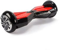 STEGO S2 Black Red Electric Scooter(Black, Red)