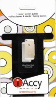 iAccy Back Protector for Apple iPhone 5S