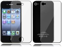 Alac Front and Back Screen Guard for Apple iPhone 4s thumbnail