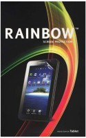 Rainbow Screen Guard for Micromax A99 Canvas Xpress