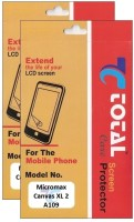 Total Care Screen Guard for Micromax A109 Canvas XL 2