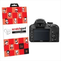 Scratchgard Screen Guard for Nikon D3300