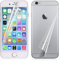 V Max Front and Back Tempered Glass for Apple iPhone 6 Plus