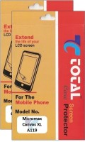 Total Care Screen Guard for Micromax A119 XL