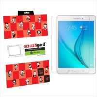 Scratchgard Screen Guard for Samsung SM-T355Y Galaxy Tab A (8.0 Inch Tablet)