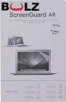 View Bulz Screen Guard for Mac Book Pro Retina 15inch Laptop Accessories Price Online(Bulz)