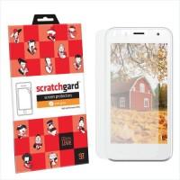 Scratchgard Screen Guard for Intex Aqua Y4