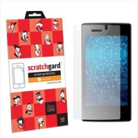 Scratchgard Screen Guard for Intex Aqua Y2 Ultra