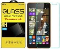 9H Tempered Glass Guard for Microsoft Lumia 535