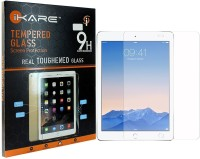 iKare Tempered Glass Guard for Apple iPad 9.7 2017 Edition, New Apple iPad 9.7